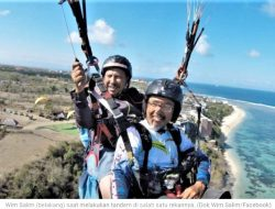 Ketua Dewan Hakim Paralayang PON XX Meninggal Dunia