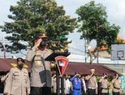 KTT G20 2021, Kabaharkam Polri Cek Sarpras Polda Bali